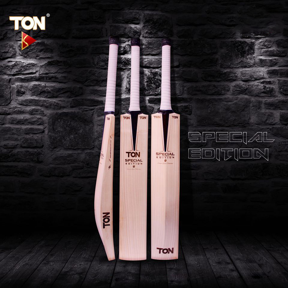 SS Ton Laser Engraved Special Edition Bat Features