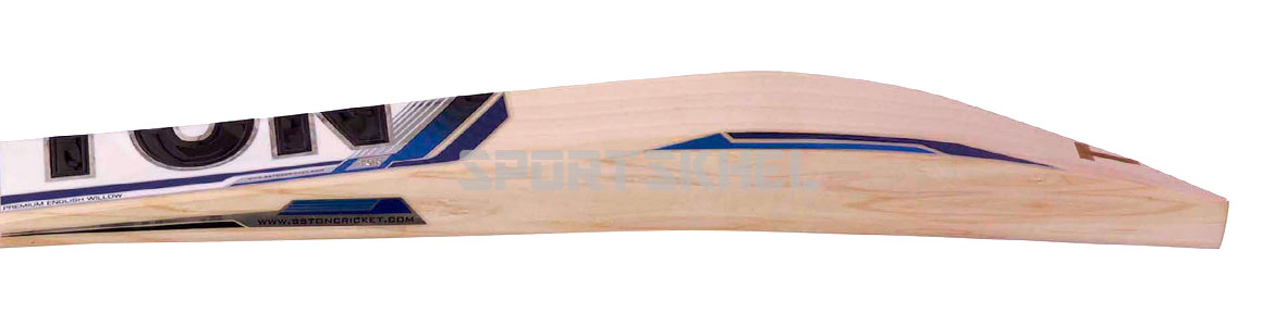 SS Player Edition English Willow Cricket Bat Size Men Side View
