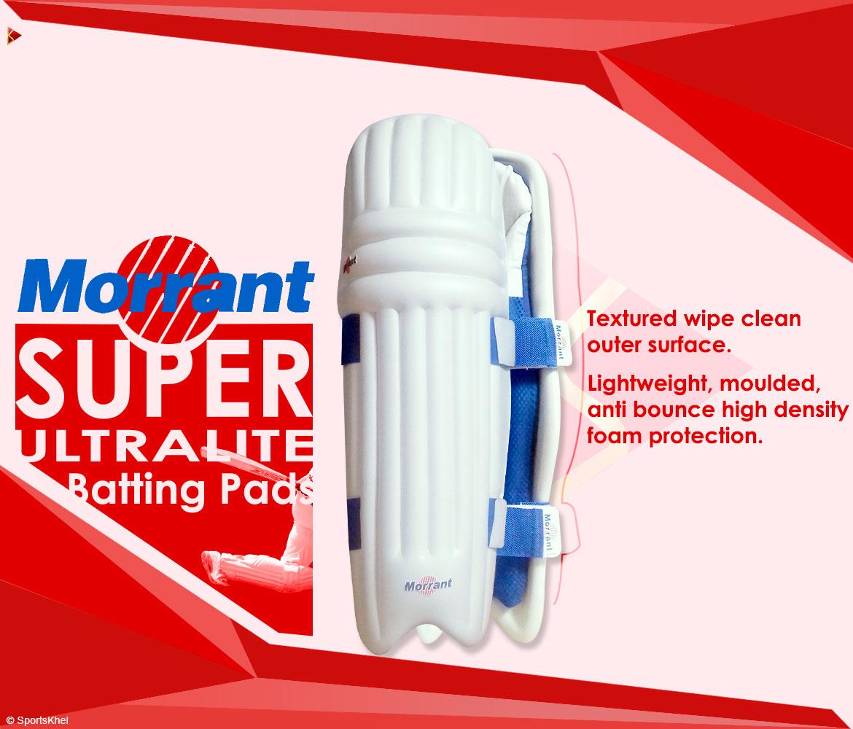 Morrant Super Ultralite Batting Pad Features