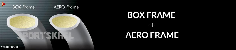 Yonex Duora 10 Badminton Racket Box Frame + Aero Frame