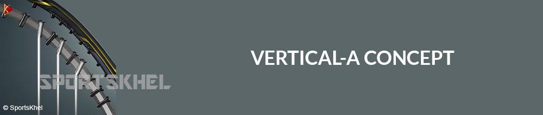 Yonex Nanoray GlanZ Badminton Racket Vertical-A Concept