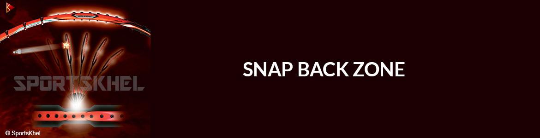 Yonex Nanoray Speed Badminton Racket Snap Back Zone