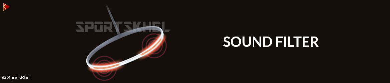 Yonex Voltric Z Force II Badminton Racket Sound Filter